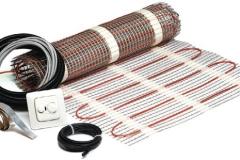 Электрический теплый пол и материалы - монтажный комплект