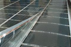 Изолятор под электрический пленочный теплый пол