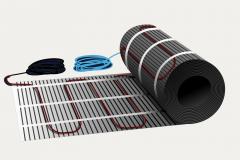 Пленочный электрический теплый пол - комплект