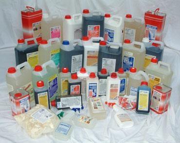 Различные виды пластификаторов