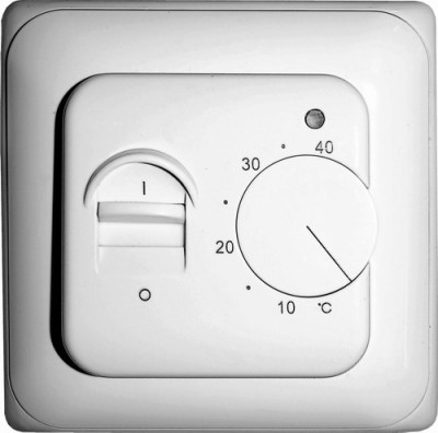 Внешний вид механического терморегулятора