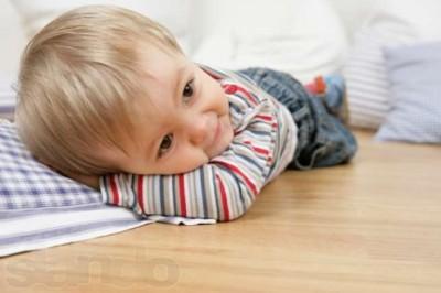 Теплый пол в детской