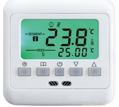 Программируемый терморегулятор теплых полов